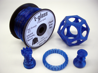 Taulman Blue T-Glase Filament