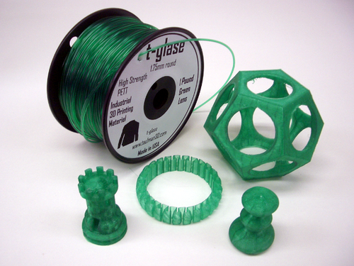 Taulman Green T-Glase Filament