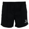Gilbert Kiwi Pro Rugby Shorts - Black