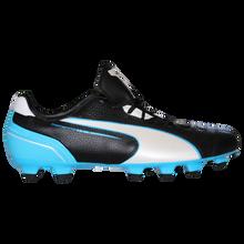 Puma Momentta FG (Black/White/Blue)