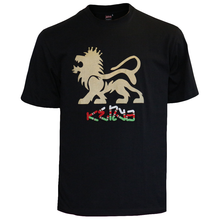 Kenya Lion T-Shirt