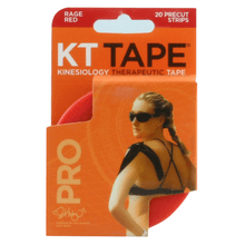 KT Pro kinesiology therapeutic pro - Red