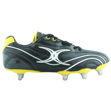 GILBERT Junior Sidestep Zenon Lo 6 Stud Rugby Boot