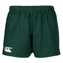 Canterbury Advantage Rugby Shorts  (Forest Green)