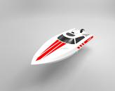 Volantex Vector 28 2.4GHz Radio Control Fast Speed Boat-RTR White