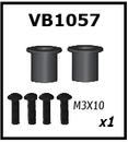 Vkar racing 1/10 V.4B Buggy KINPIN CASE VB1057