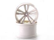 Himoto 1/10 scale RC CAR parts 31613W White Rims 2P