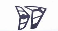 KDS 450SV Carbonfiber stabilizer 1208-75