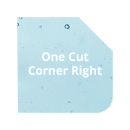 Signature One Cut Corner Right
