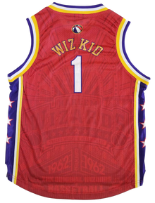 "2018-2019 ""Wiz Kid"" Jersey (Red)"