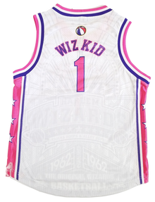 "2018-2019 ""Wiz Kid"" Jersey (White-Pink)"