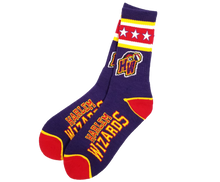 Basketball Socks (Purple)