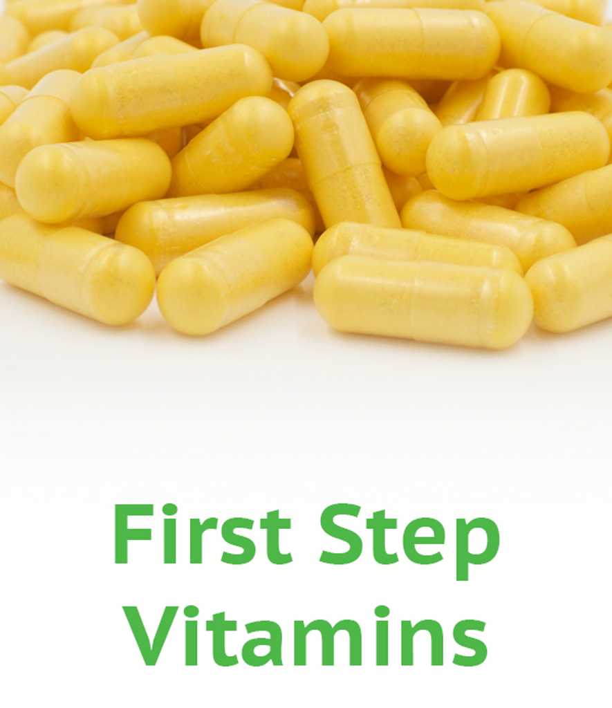 First Step Vitamins Packet - 50 Count Box