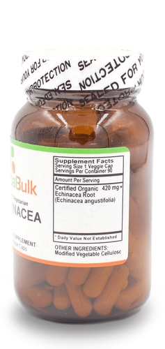 Echinacea Angustifolia Root - 90 Count Bottle