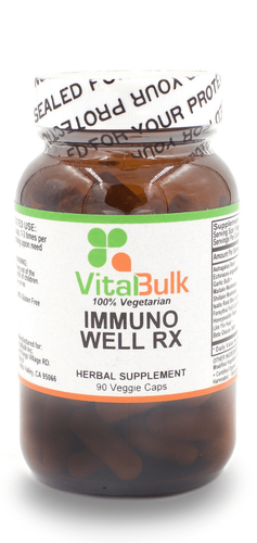 Immuno Well RX - 90 Count Bottle