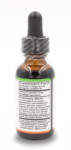 Cold and Sinus Blaster - 1 Oz. Bottle