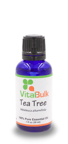 Tea Tree Essential Oil - 1 Oz. Bottle