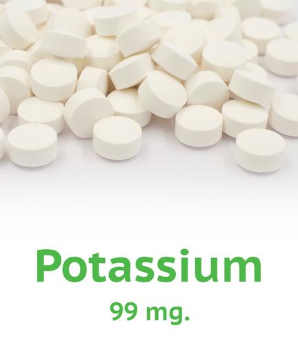Potassium 99 mg Tablet