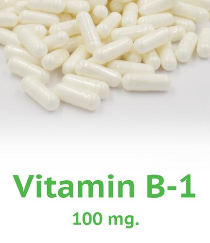 Vitamin B-1 100 mg Capsule