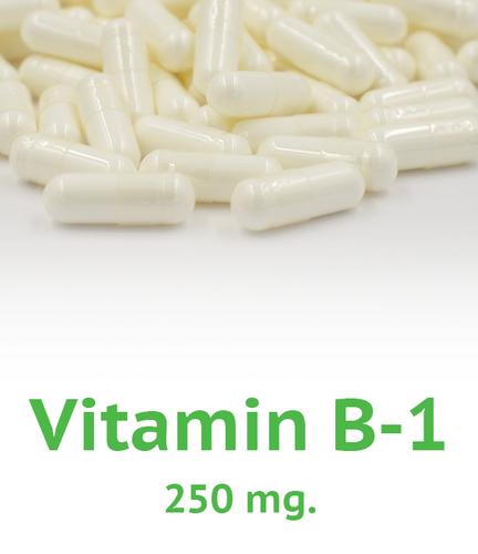 Vitamin B-1 250 mg Capsule