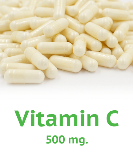 Vitamin C 500 mg Capsule