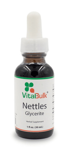 Nettles Glycerite - 1 Oz. Bottle
