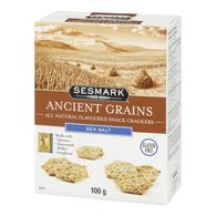 Gluten Free Sesmark Ancient Grains  Sea Sat 100 gr., 6/cs Kosher