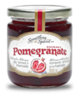 Something Special Gourmet pomegranate dip 300 gr., 12/cs Gluten free No trans fats MSG free
