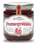 Something Special Gourmet pomegranate dip 300 gr., 12/cs Gluten free No trans fats MSG free