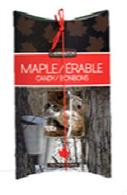Cherrington MAPLE Candy pillow box 75 gr., 18/cs