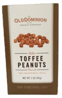 Old Dominion toffee peanuts 85 gr., 12/cs