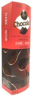 Chocola's crispy Belgian chocolate thins - Dark 125 gr., 12/cs