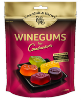 Cavendish & Harvey Wine Gums 180 gr., 14/cs