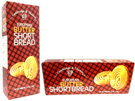 Cambridge & Thames European butter shortbread 150 gr., 12/cs