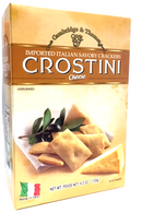 Cambridge & Thames Italian Crostini - Cheese 120 gr., 12/cs