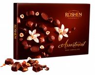 Roshen Assortment - Dark Chocolate 308 gr., 5/cs