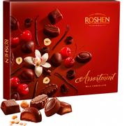Roshen Assortment - Milk Chocolate 308 gr., 5/cs