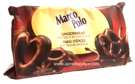 Marco Polo Gingerbread Pretzels in Chocolate 400 gr., 8/cs