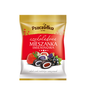 Pszczolka chocolate covered candies - (individually wrapped) 100 gr., 20/cs