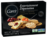 Carr's Entertainment Assorted crackers 300 gr., 8/cs