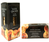 Cherrington Classic Water Crackers - Black 95 gr., 12/cs