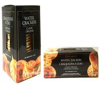 Cherrington Classic Water Crackers - Black 95 gr., 12/cs