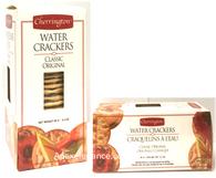 Cherrington Classic Water Crackers - White 95 gr., 24/cs