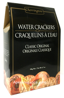 Cherrington Classic Water Crackers - 190 gr., 12/cs