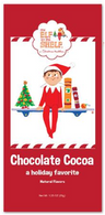 McSteven's Elf on the Shelf Chocolate Cocoa 35 gr., 20/cs