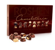 Roshen Chocolateria 194 gr., 8/cs