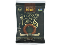 Sourdough Craft Beer Pretzel Rings 60 gr., 24/cs