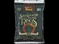 Sourdough Craft Beer Pretzel Rings 60 gr., 24/cs