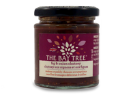 Bay Tree fig & onion chutney 170 gr., 6/cs