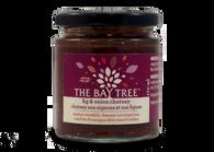 Bay Tree fig & onion chutney 170 gr., 6/cs